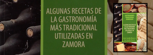 "No venal: ""Gastronomía Tradicional Zamorana"" de Jesús Sandín Blanco y Ana Sandín Martín"