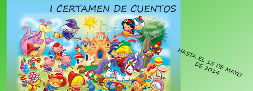 """Concurso literario de Cuento Infantil """"Cada maestrillo tiene su cuentillo"""""""