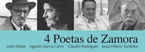 """Especial lote de libros """"4 Poetas"""""""
