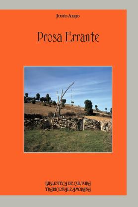 BCTZ 10 Prosa Errante de Justo Alejo Librería Editorial Semuret