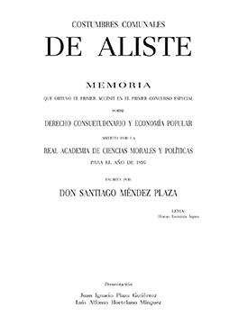 editorial-semuret-literatura-popular-costumbres-populares-de-aliste