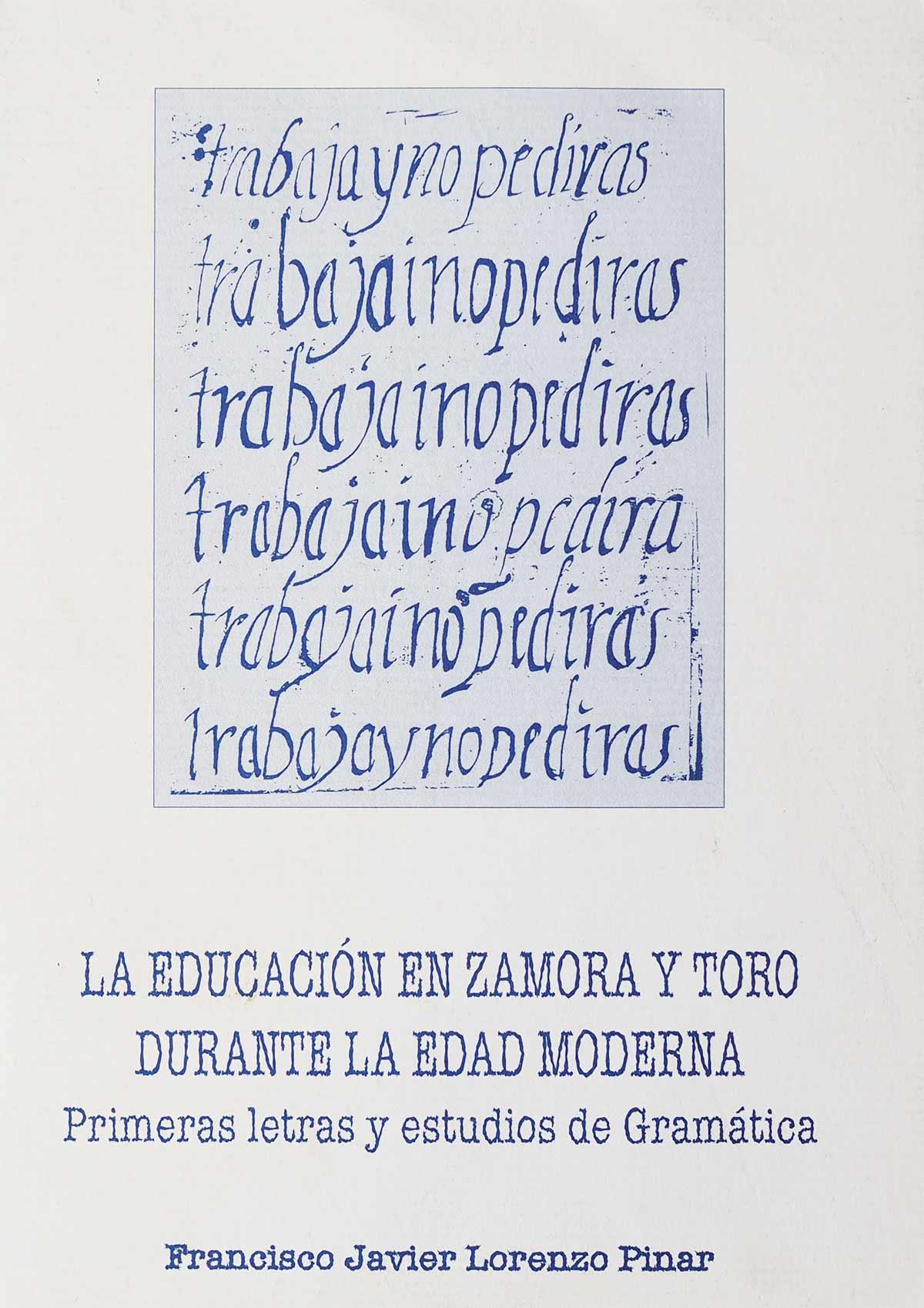 educacion-zamora-toro-francisco-javier-lozano-pinar-editorial-semuret