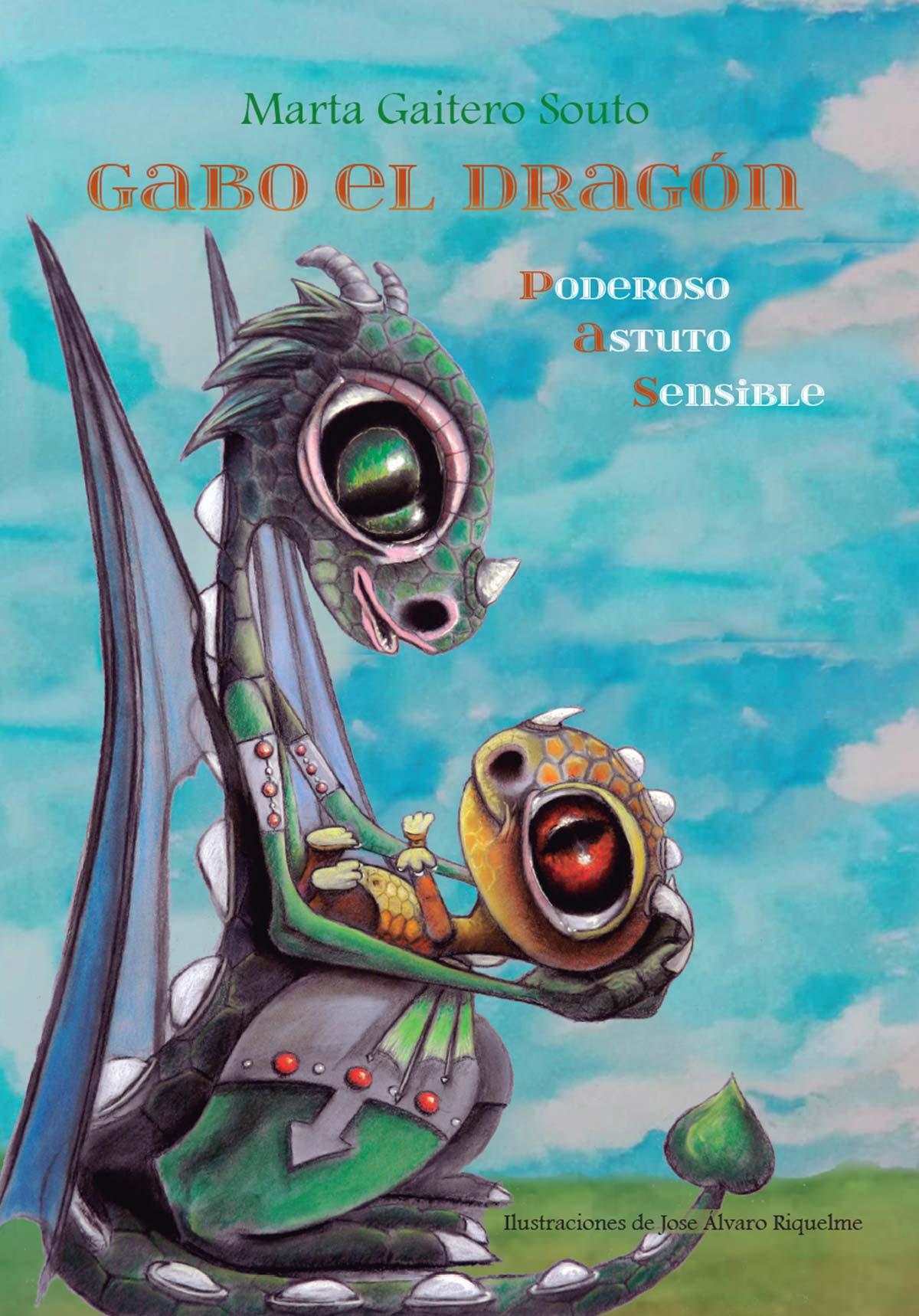 El cuento de Gabo el Dragón. Marta Gaitero Souto & José Álvaro Riquelme Librería Semuret