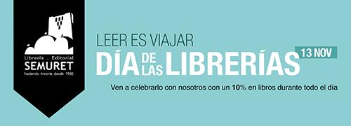 Día de las librerías 2015 en Semuret