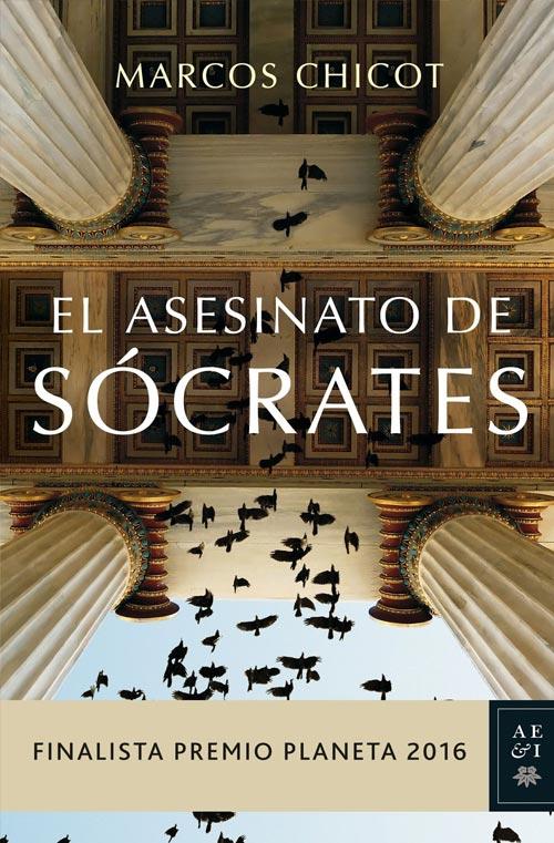 El asesinato de Sócrates Marcos Chicot librería Semuret zamora