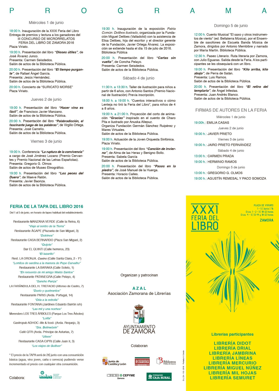 libreria-semuret-feria-del-libro-2016-zamora-triptico
