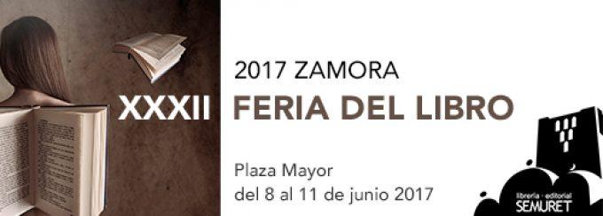 XXXII Feria del libro de Zamora 2017