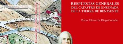 Respuestas Generales del Catastro de Ensenada de la Tierra de Benavente