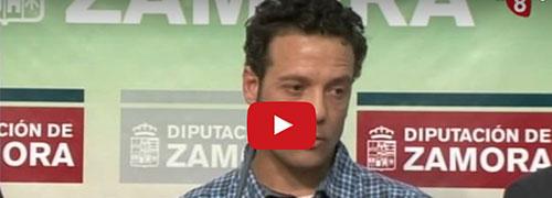 Rueda de prensa 'Pueblos Fantasma de Zamora' de Jairo Prieto