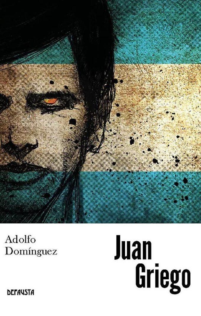Libro *Juan Griego* de Adolfo Dominguez