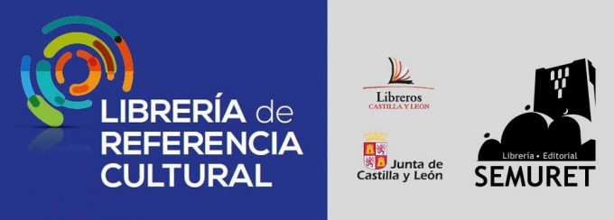 Sello de calidad Librería de Referencia Cultural de Castilla y León