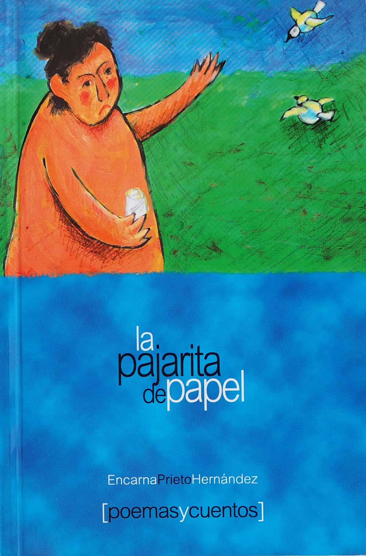 editorial semuret pajarita papel Encarna Prieto Hernández