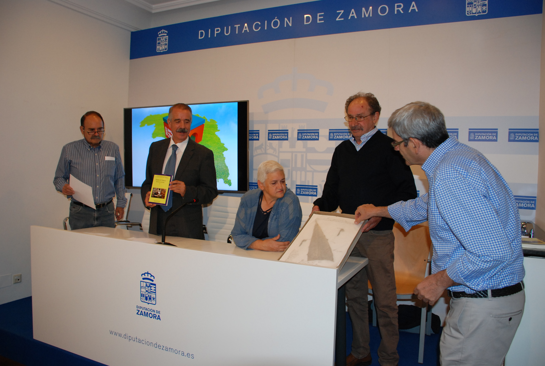 presentación libro plantas zamora historia leyenda BCTZ editorial semuret