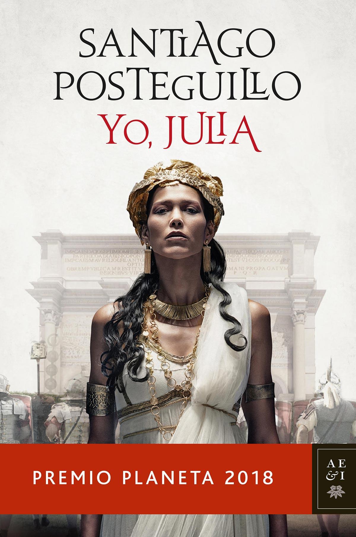 """""""Yo Julia"""" Santiago Postegillo Librería Semuret"""