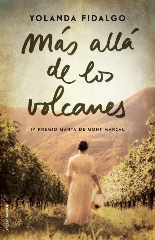 Yolanda Fidalgo Vega Más allá de los volcanes Librería Semuret